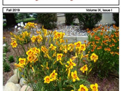 MGC Newsletter Fall 2019
