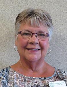 Janet Hickman Michigan Garden Council